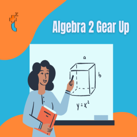 Class cover image for Algebra 2 gear up