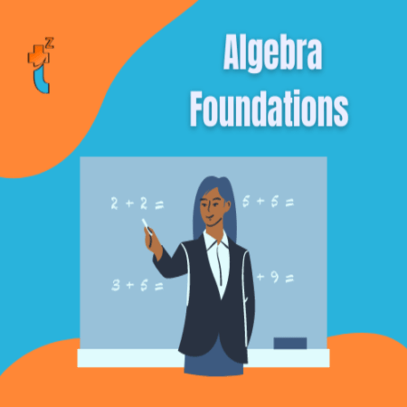 Cover image for Algebra foundations class