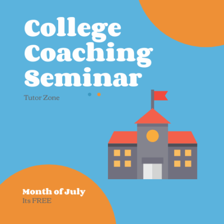 Cover image of college coaching seminar