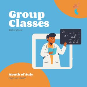 Group Classes Tutor Zone
