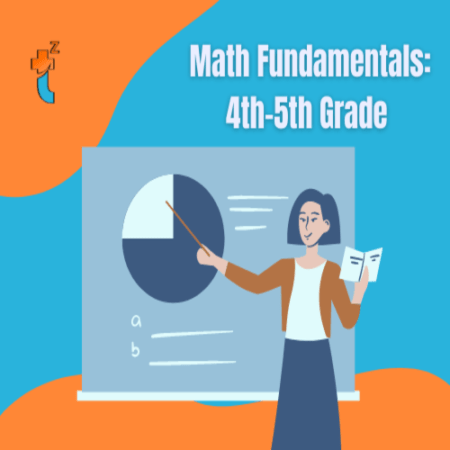 Class cover image for math fundamentals
