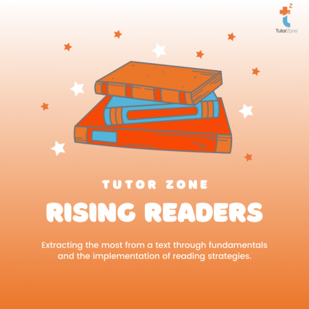 Rising Readers Graphic