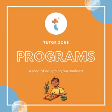 Image of Tutor Zone program